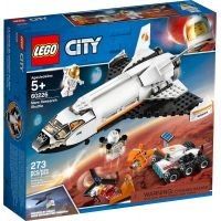LEGO City Space Port 60226 Raketoplán skúmajúci Mars