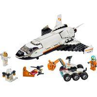 LEGO City Space Port 60226 Raketoplán skúmajúci Mars 2