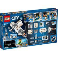 LEGO City Space Port 60227 Lunárna vesmírna stanica 6