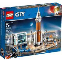 LEGO City Space Port 60228 Štart vesmírnej rakety
