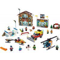LEGO City Town 60203 Lyžiarske stredisko