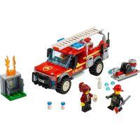 LEGO City Town 60231 Zásahové vozidlo veliteľky hasičov