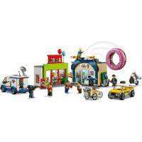 LEGO City Town 60233 Otvorenie predajne donutov