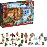 LEGO City Town 60235 Adventný kalendár LEGO® City - Poškodený obal 6