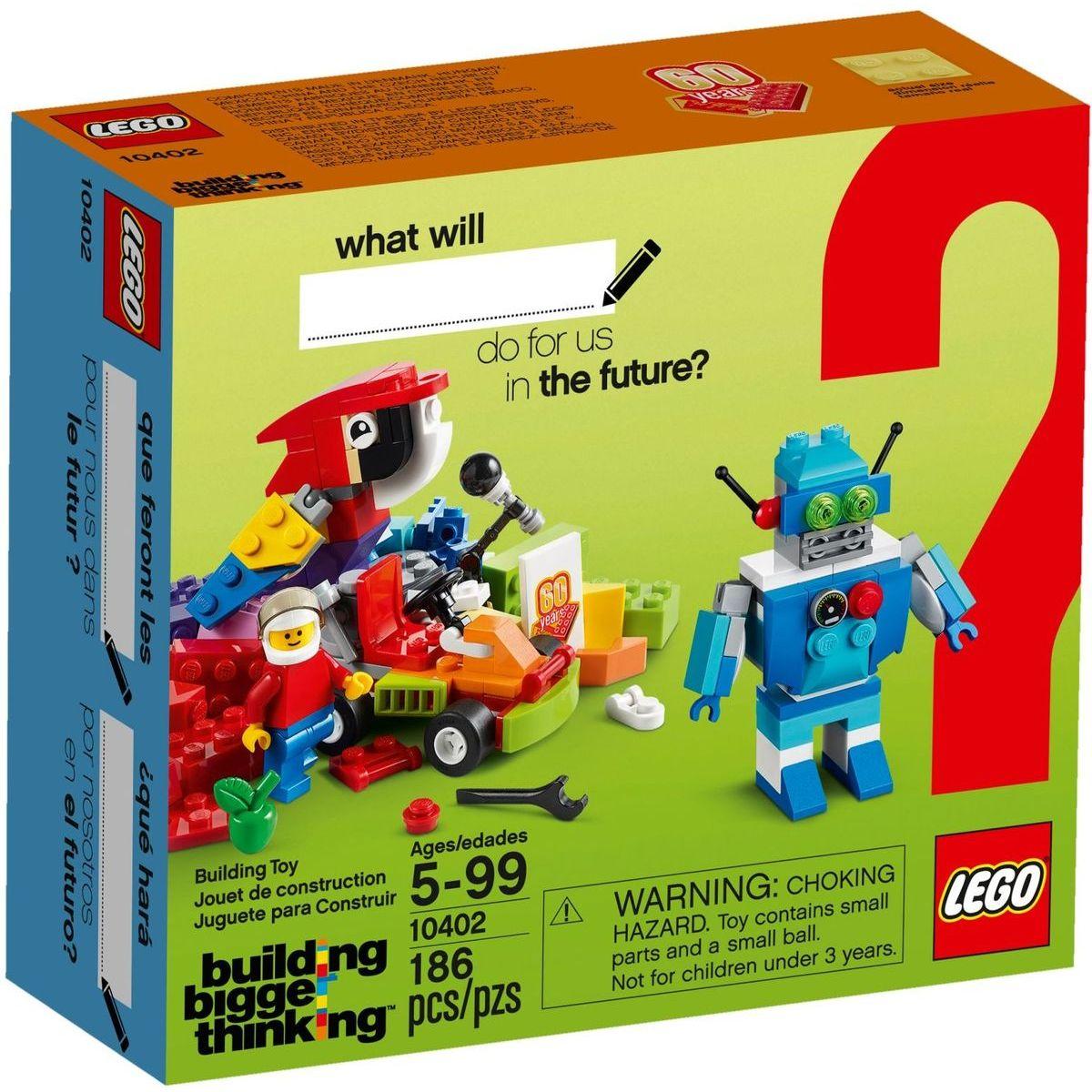 LEGO 10402 Zábavná budúcnosť