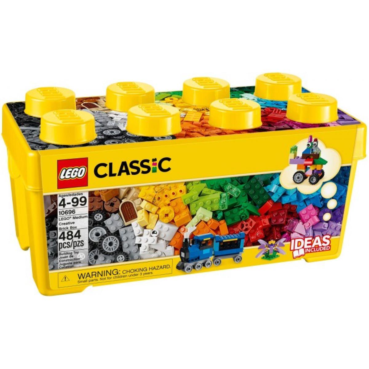 LEGO Classic 10696 Stredný kreatívny box