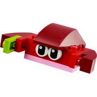 LEGO Classic 10707 Červený kreatívny box 2