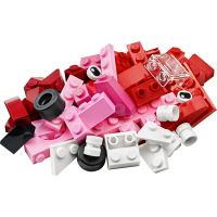 LEGO Classic 10707 Červený kreatívny box 5