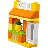 LEGO Classic 10709 Oranžový kreatívny box 2