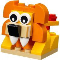 LEGO Classic 10709 Oranžový kreatívny box 3