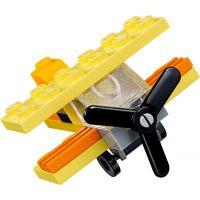 LEGO Classic 10709 Oranžový kreatívny box 4