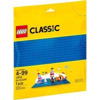 LEGO Classic 10714 Modrá podložka na stavanie