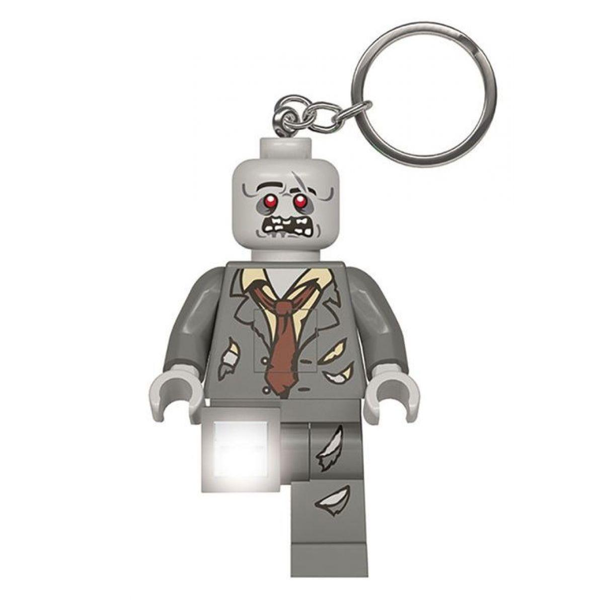 LEGO Classic Zombie svietiaca figúrka