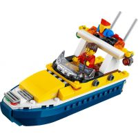 LEGO Creator 31064 Dobrodružstvo na ostrove 3