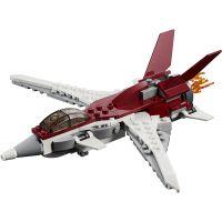 LEGO Creator 31086 Futuristické lietadlo