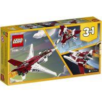 LEGO Creator 31086 Futuristické lietadlo 6