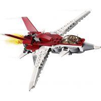 LEGO Creator 31086 Futuristické lietadlo 3