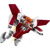 LEGO Creator 31086 Futuristické lietadlo 4