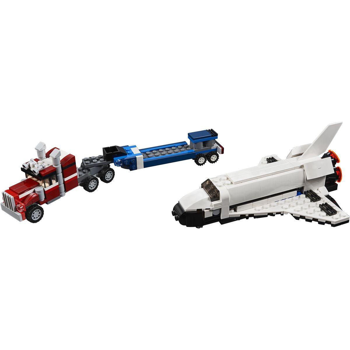 LEGO Creator 31091 Preprava raketoplánu