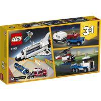 LEGO Creator 31091 Preprava raketoplánu 6