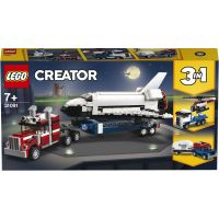 LEGO Creator 31091 Preprava raketoplánu 2