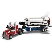 LEGO Creator 31091 Preprava raketoplánu 3