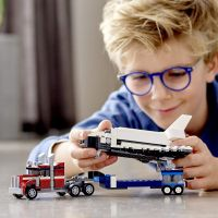 LEGO Creator 31091 Preprava raketoplánu 4