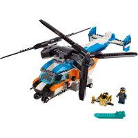 LEGO Creator 31096 Helikoptéra s dvoma rotormi - Poškodený obal 2