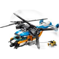 LEGO Creator 31096 Helikoptéra s dvoma rotormi - Poškodený obal 3