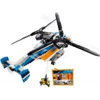 LEGO Creator 31096 Helikoptéra s dvoma rotormi - Poškodený obal 4