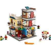 LEGO Creator 31097 Zverimex s kaviarňou 2