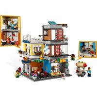 LEGO Creator 31097 Zverimex s kaviarňou 4