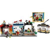 LEGO Creator 31097 Zverimex s kaviarňou 3