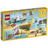 LEGO Creator 31083 Dobrodružná plavba 2