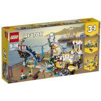 LEGO Creators 31084 Pirátská horská dráha - Poškozený obal