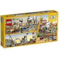 LEGO Creators 31084 Pirátská horská dráha - Poškozený obal 2