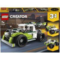 LEGO Creators 31103 Auto s raketovým pohonom 2