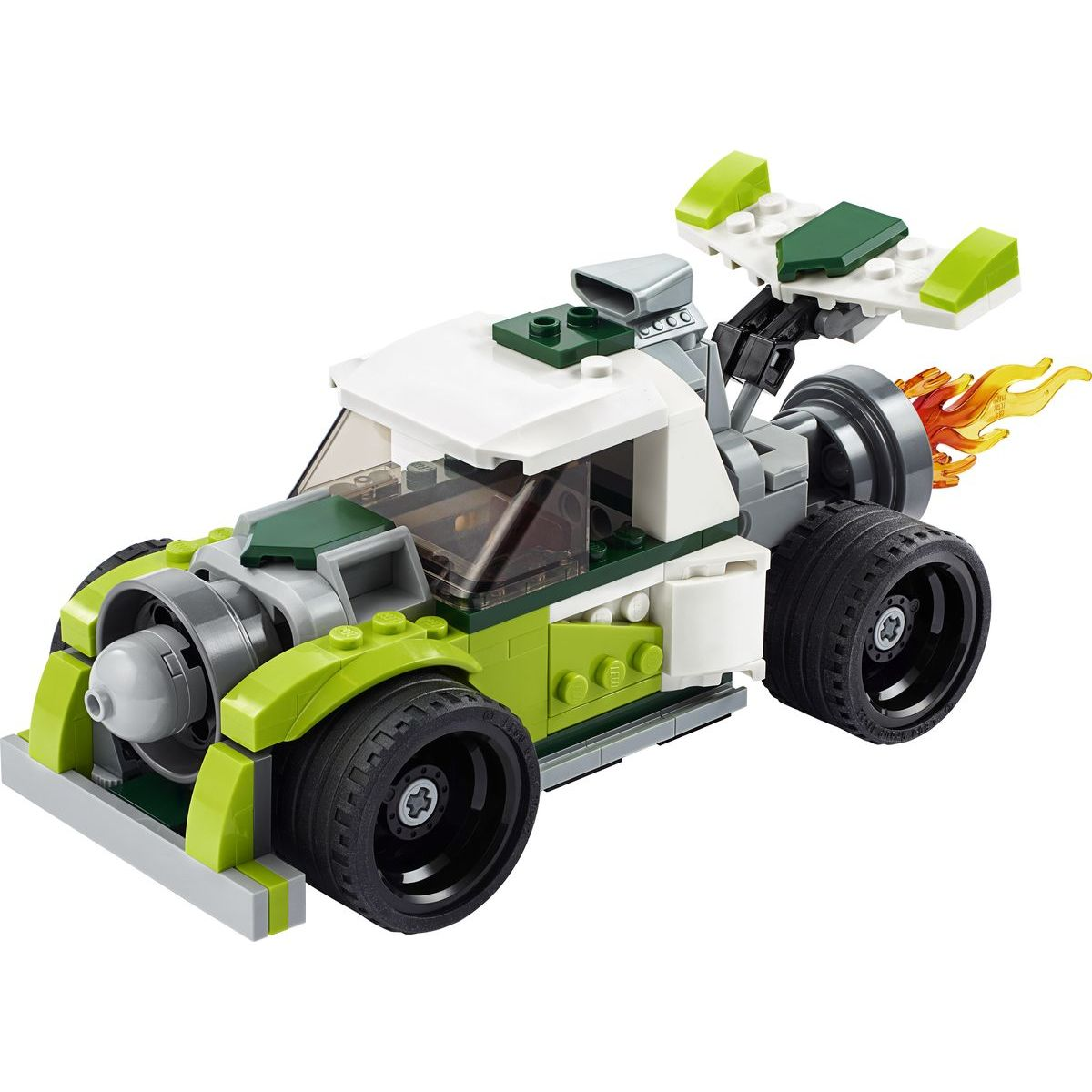 LEGO Creators 31103 Auto s raketovým pohonom