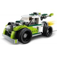 LEGO Creators 31103 Auto s raketovým pohonom 3