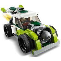 LEGO Creators 31103 Auto s raketovým pohonom 4