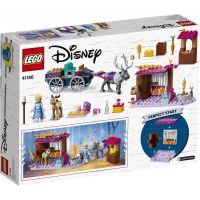 LEGO Disney Princess 41166 Elsa a dobrodružstvo s povozom - Poškodený obal 3
