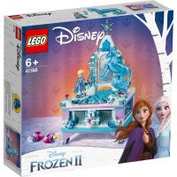LEGO Disney Princess 41168 Elsina kúzelná šperkovnica