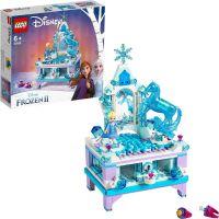 LEGO® I Disney Princess™ 41168 Elsina kúzelná šperkovnica