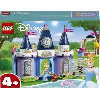 LEGO Disney Princess 43178 Popoluška a oslava na zámku 2