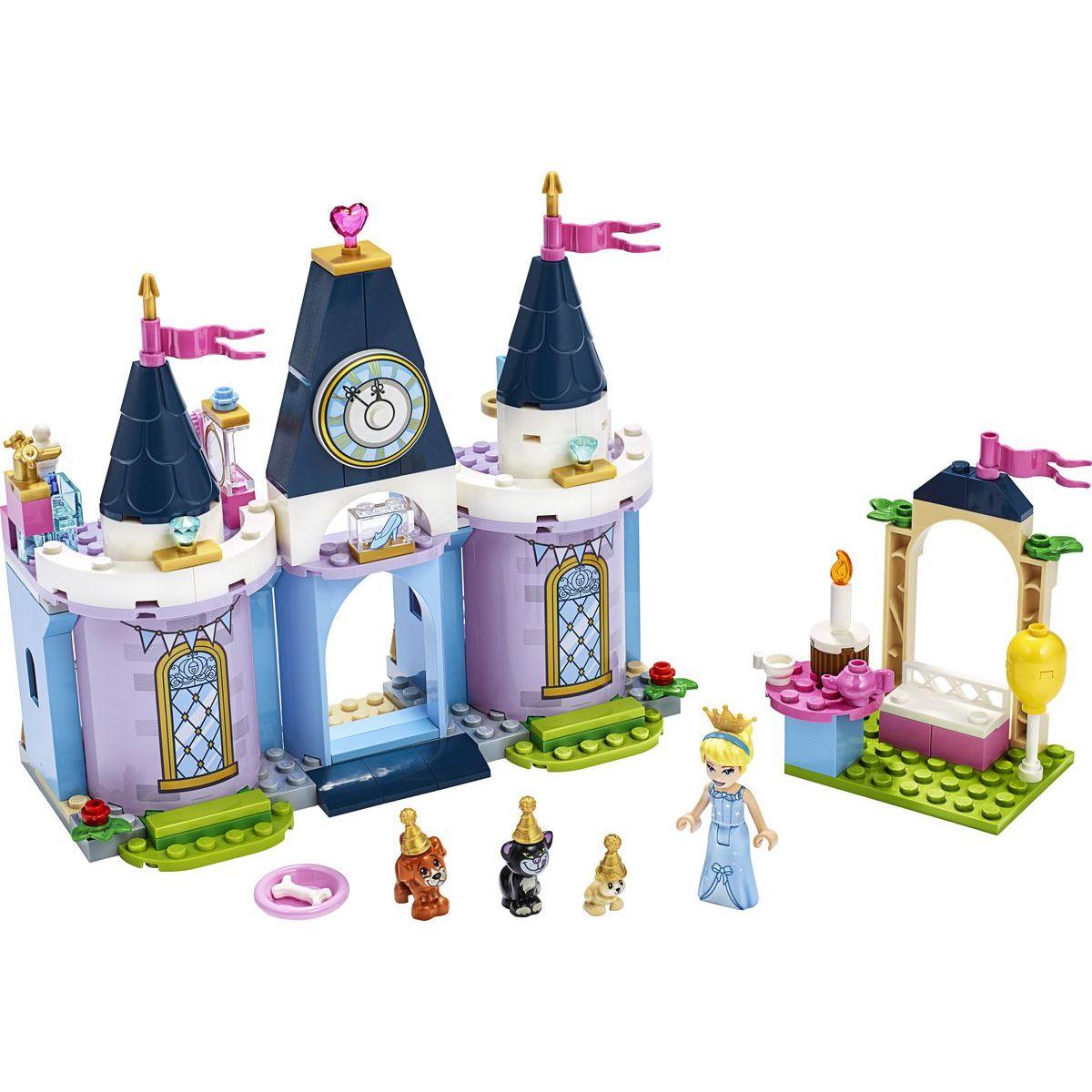 LEGO Disney Princess 43178 Popoluška a oslava na zámku