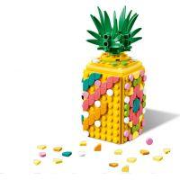 LEGO® DOTS 41906 Stojanček na ceruzky v tvare ananásu 4