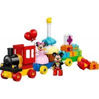 Lego Duplo 10597 Prehliadka k narodeninám Mickeyho a Minnie