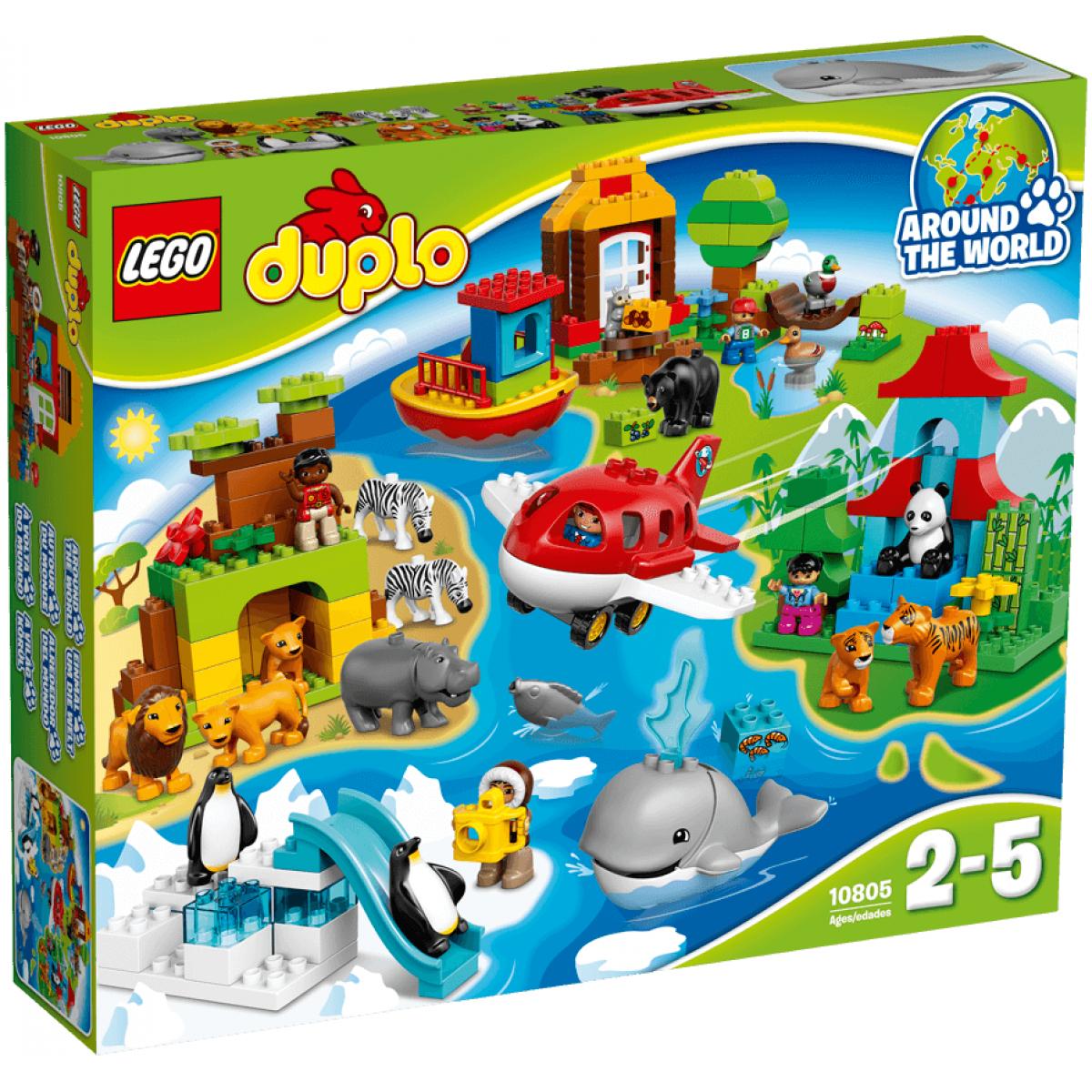 LEGO DUPLO 10805 Cesta okolo sveta