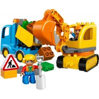 LEGO DUPLO 10812 Pásový bager a nákladiak 2