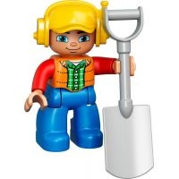 LEGO DUPLO 10812 Pásový bager a nákladiak 6